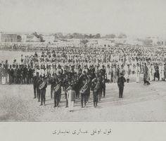 Sultan Abdülhamid döneminde Libya.. Trablusgarp'da Kuloğlu Askerleri
