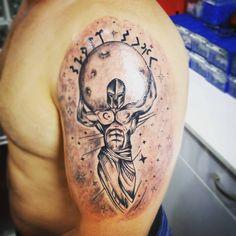 spartan tattoo