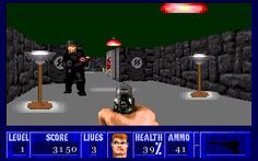 The Wolfenstein 3d Blog: Review: Spear Revisited by Executor
