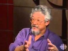 """Geneticist David Suzuki Stands Against The GMO Industry: """"Humans Are Part Of A Massive Experiment!"""""""