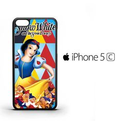 snow white and the seven dwarfs Y2390 iPhone 5C Case