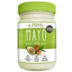 1. Primal Kitchen Mayo and Chipotle Lime Mayo #Greatist http://greatist.com/eat/whole30-approved-kitchen-staples