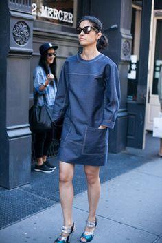 Caroline Issa, 54 street style photos from New York Fashion Week #NYFW