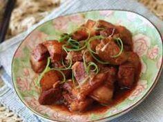 芋頭紅燒肉