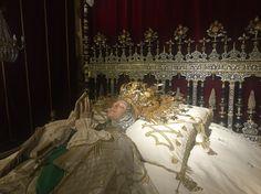 Virgen de la Asunción para las Salves.