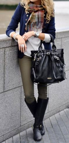Outfit otoño.
