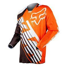 Fox Racing 360 KTM Men s Off-Road Motorcycle Jerseys - Orange   X-Large 0357d547b