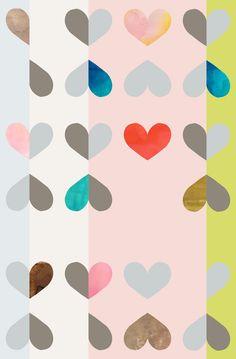 Timothy Sue Hearts Apart wallpaper.