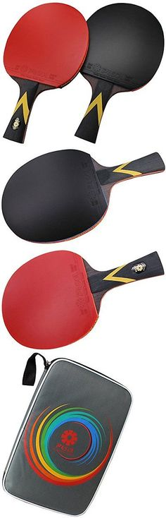 Paddles 36277: Pasol 6 Star Premium Ping Pong Paddle Professional Table Tennis Racket (Pack Of -> BUY IT NOW ONLY: $32.24 on eBay!