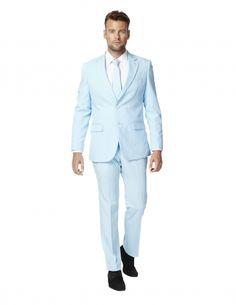 Traje Mr. Azul cielo hombre Opposuits™