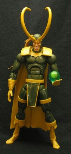 Loki (Marvel Legends) Custom Action Figure