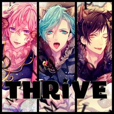 Thrive (my love).... (Don't tell Yamato)