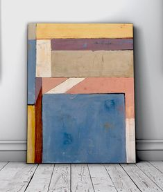 Modern Retro, Retro Design, Art Boards, Wrapped Canvas, Texture, Gallery, Artist, Painting, Surface Finish