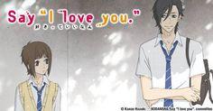 Sentai Filmworks Updates 'Say, I Love You' Anime DVD/BD Cover Art