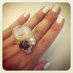 Avery Ring by Cayetano Legacy Collection www.cayetanolegacy.com