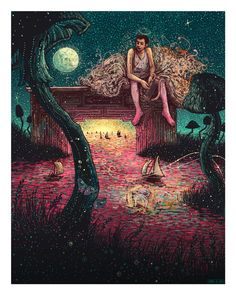 """Orpheus In Love"", James R. Eads."