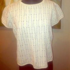 "Selling this ""Talbots Short Sleeve Sweater"" in my Poshmark closet! My username is: islandchika. #shopmycloset #poshmark #fashion #shopping #style #forsale #Talbots #Sweaters"