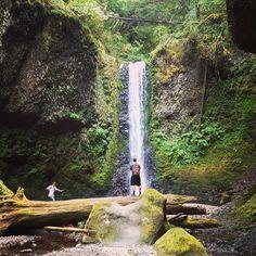 Next up: Ecola Falls.
