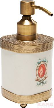 Soap Dispenser Madame Pompadour