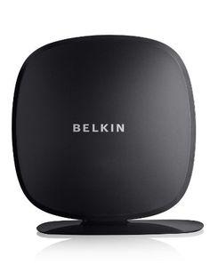 Belkin N450 Wireless Dual-Band N+ Router (Latest Generation) | Best Wireless Router