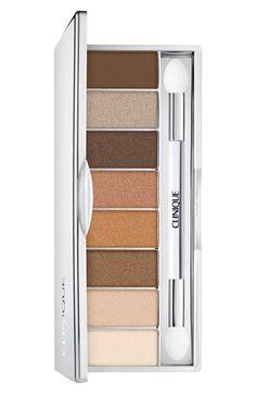 neutrals eyeshadow palette / clinique