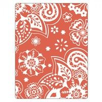 Sizzix Textured Impressions Embossing Folder by Rachael Bright - Free Fall Florals