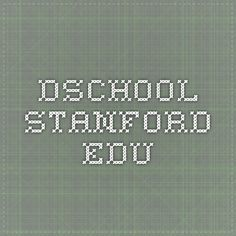 dschool.stanford.edu