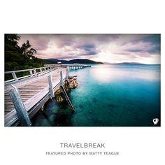 Airlie Beach, Australia by Matty Teague featured on TRAVELBREAK Travel | Wanderlust | TravelBreak.net