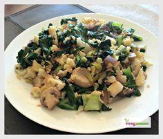 Moosewood Cookbook Warm Salad