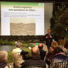 All'area di #ExpoGreenLand si parla dei benefici del #compostaggio domestico per l'#ambiente. #workshop a cura di #SileaSpa con la collaborazione del Dott. Confalonieri