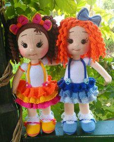 Amigurumi Best Doll Free Crochet Patterns – Amigurumi Patterns Tutorials – B… Amigurumi Best Doll Free Crochet Patterns – Amigurumi … Crochet Chart, Crochet Basics, Crochet Patterns Amigurumi, Amigurumi Doll, Crochet Gifts, Crochet Baby, Free Crochet, Crochet Doll Dress, Cute Dolls