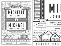 Flat Print Design Projects