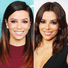Into the Dark: The Prettiest Hair Colors for Winter - Eva Longoria from #InStyle