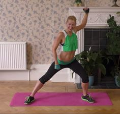 A Happy Healthy Mummy: Fitspiration - Julia Buckley can transform you!