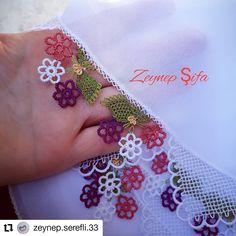 """REKLAM TANITIM SAYFASI on Instagram: """"#Repost @zeynep.serefli.33 • • • • • • Sipariş alınır . . . . . .  #iğneoyası #havlukenarı #igne #igneoyasimodelleri #igneoyasihavlu #iğne…"""" Instagram Repost, Cuff Bracelets, Jewelry, Create, Dish Towels, Creativity, Makeup Eyes, Tutorials, Crocheting"""