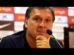 FOOTBALL -  Live Streaming! Gerardo Martino's press conference - http://lefootball.fr/live-streaming-gerardo-martinos-press-conference/