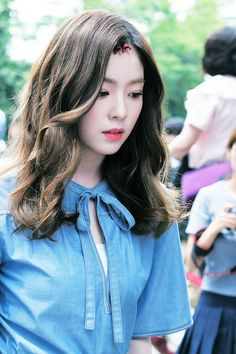 Image about fashion in Red Velvet by tomatoro Park Sooyoung, Snsd, Seulgi, Medium Hair Styles, Short Hair Styles, Red Velvet Irene, Rapper, Beautiful Asian Girls, Japanese Girl