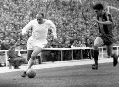 15 de abril de 1962. Real Madrid 2 - Barcelona 0