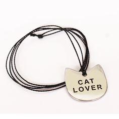 Colar CAT LOVER CA8615