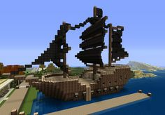 awesome-minecraft-pirate-ship