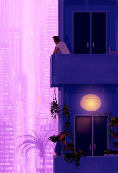 """If Life Was Made On Canvas"": Heartwarming Illustrations By Pascal Campion Pascal Campion, Buch Design, Love Illustration, Jolie Photo, Couple Art, City Art, Nocturne, Aesthetic Art, Pixel Art"