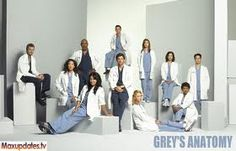 Gotta have my Grey's!