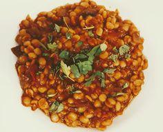 Sárgaborsó dhal 2db Dhal, Chana Masala, Low Carb, Vegan, Ethnic Recipes, Kitchen, Food, Cilantro, Cooking