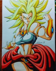 Female broly the artist - - - - - Tag your friends - - - - - Like and comment - - - - - - 1962932767839165011 Dragon Ball Gt, Female Broly, Couples Anime, Fanart, Anime Kawaii, Anime Art, Manga Anime, Sketches, Girls Anime