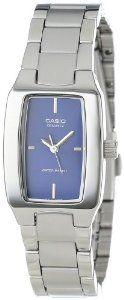 Casio Women's LTP1165A-2C Classic Sleek Silver-Tone Analog Watch
