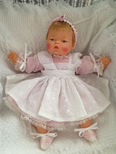 Vintage Ideal Tiny Thumbelina Doll OTT-14 WORKS  Musical