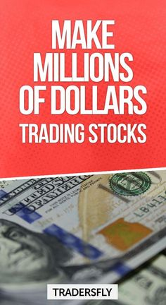 Stock Market Trading - Earn millions in the stock market! Check out these 3 ways to succeed! Stock Market Basics, Data Feed, Forex Trading Basics, Stock Charts, Stock Broker, Make Millions, Knowledge And Wisdom, Book Study, Day Trader