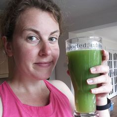 First time making juice for a while and it was gross  I added barley grass and moringa powders to this and it tasted much better!  #greenjuice #detox #vegan #juice #food #juicing