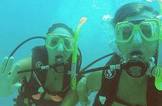 Finding Nemo #greatbarrierreef #dive #diving #fun #deepsea #bubbles #reef #doratheexplorer by sdomachi http://ift.tt/1UokkV2