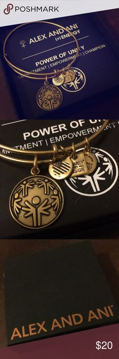 Alex & Ani Bangle Brand new in box with card description.  Will ship immediately📦✅ Questions⁉️Please ask‼️ Thank you for looking 🤩😍 Alex & Ani Jewelry Bracelets